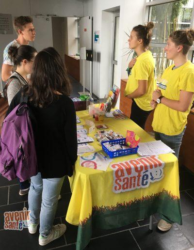 Lycée Fermat Toulouse (31) Septembre 2017