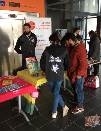 Mois Sans Tabac Université de Toulouse (31) Novembre 2017