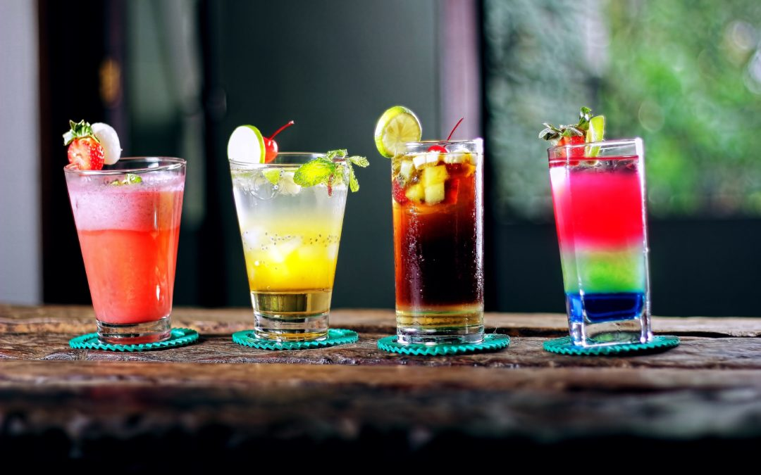 Bar sans alcool : mocktails power !