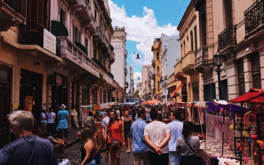 CARMA Project : danse finale à Buenos Aires